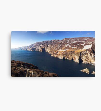 Slieve League, Co. Donegal Canvas Print