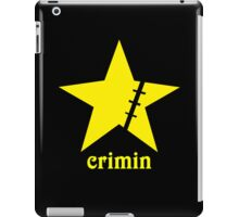 Crimin iPad Case/Skin