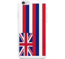 Smartphone Case - State Flag of Hawaii  - Vertical iPhone Case/Skin