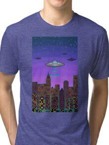 City Night Tri-blend T-Shirt