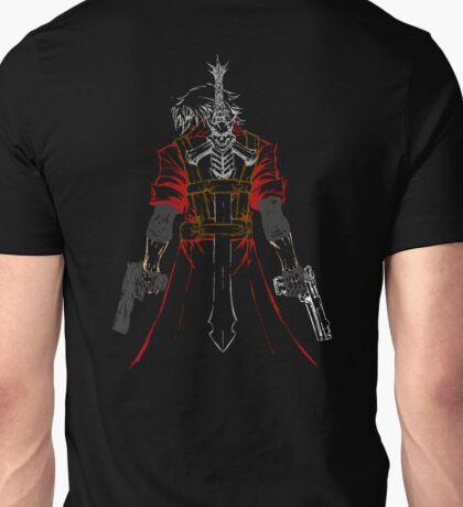 Dante line color Unisex T-Shirt