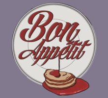 Bon Appétit by tripinmidair