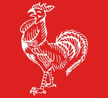 Sriracha Rooster Kids Clothes