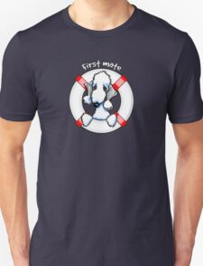 Bedlington Terrier :: First Mate T-Shirt