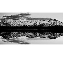 Sierra Nevada Sandwhich Photographic Print
