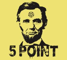 Abraham Lincoln 5 point by Tia Knight