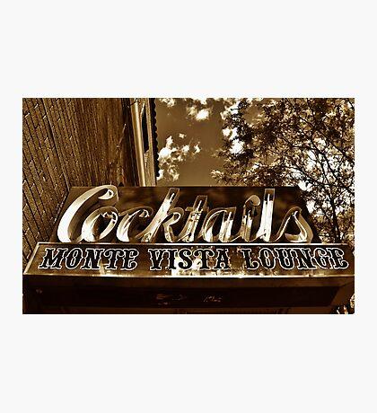 Hotel Monte Vista, Flagstaff, Arizona Photographic Print