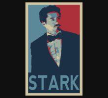 Robert Downey Jr Tony Stark by AimLamb