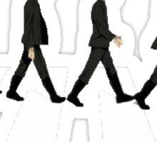 Star Wars - Beatles  Sticker