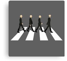 Star Wars - Beatles  Canvas Print