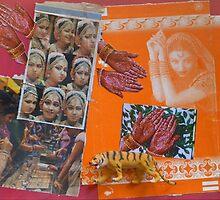 Tiger Henna by Sue O'Malley