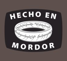 Hecho En Mordor by Mallywood