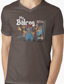 My Balrog And Me Mens V-Neck T-Shirt