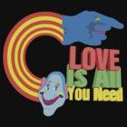 Yellow Submarine Movie - Love Is All You Need by DarkVotum