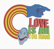 Yellow Submarine Movie - Love Is All You Need Kids Clothes