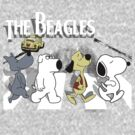 The Beagles 2.0 by sillicus