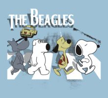 The Beagles 2.0 Baby Tee