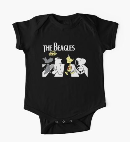The Beagles 2.0 One Piece - Short Sleeve