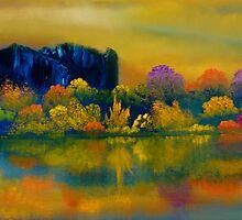 Mythscape V by David Snider