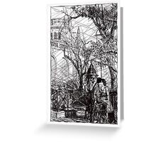 Montmartre 10 Greeting Card