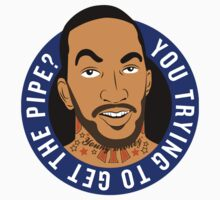 JR Smith - The pipe by Aflem