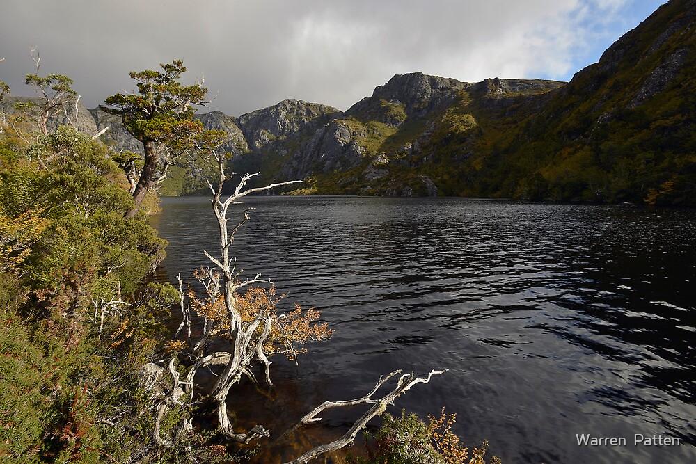 Crater Lake. by Warren  Patten