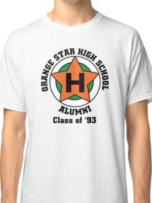 Orange Star High School Alumni  Classic T-Shirt
