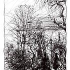 Montmartre 13 by Tatiana Ivchenkova