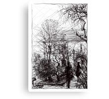 Montmartre 13 Canvas Print
