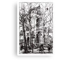 Montmartre 14 Canvas Print