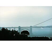 Bay Bridge, San Francisco-1 Photographic Print