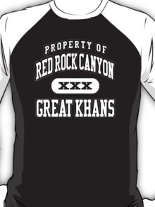 Great Khans Athletic T-Shirt