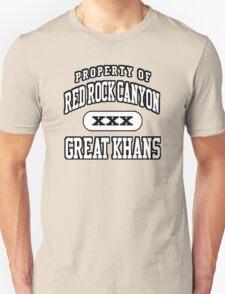 Great Khans Athletic Unisex T-Shirt