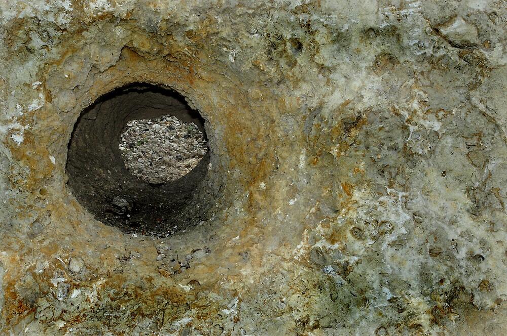 Pothole by John  Kapusta