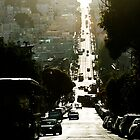 Streets, San Francisco-2 by Elizabeth Bravo