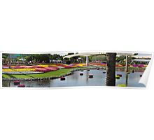 Epcot Flower and Garden Show  Poster