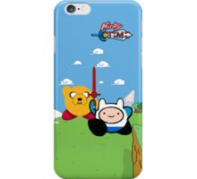 Kirby Time iPhone Case/Skin