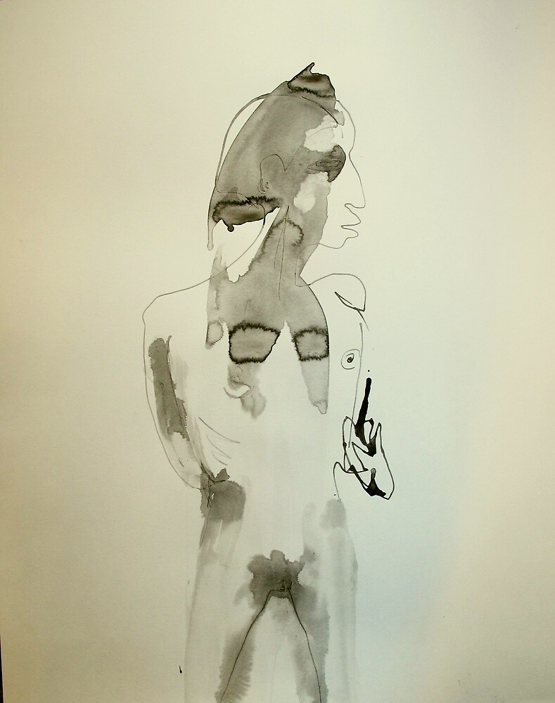 yuka 2 (pipe smoker) by donna malone