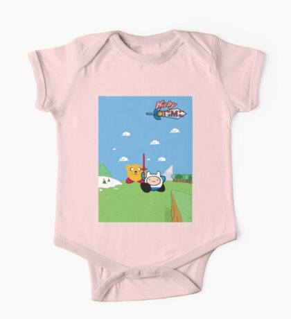 Kirby Time One Piece - Short Sleeve
