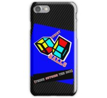 Outside The Box (Cubist Balls) iPhone Case/Skin