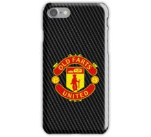 Old Farts United iPhone Case/Skin