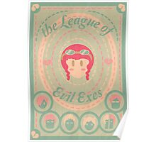the League of Evil Exes Poster