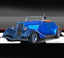 1934 Ford Roadster by DaveKoontz