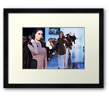 Eco Fashion Week 2013 Framed Print