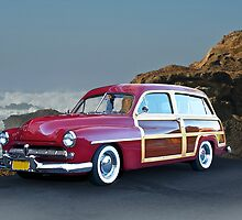1949 Mercury Woody Wagon by DaveKoontz