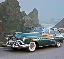 1952 Buick Woody Estate Wagon by DaveKoontz