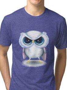 Grumpy Bird Tri-blend T-Shirt