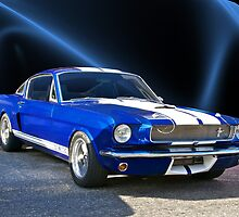 1965 Shelby Mustang by DaveKoontz