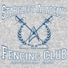 Starfleet Academy Fencing Club by Konoko479