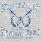 ST Fencing Club by Konoko479